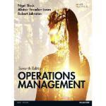 【预订】Operations Management 9780273776208