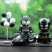��意披�L款蝙蝠�b超人公仔��蕊�品�[件smart��[�O汽�模型�[件