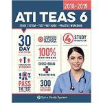 【预订】Ati Teas 6 Study Guide 2018-2019: Spire Study System &