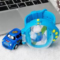 ?手表遥控车儿童迷你表带感应小汽车抖音手表同款社会人电动车玩具? 送官方电池+螺丝刀