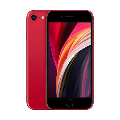 【当当自营】Apple iPhone SE (A2298) 128GB 红色 移动联通电信4G手机 iPhone SE 新品上市 现货开抢