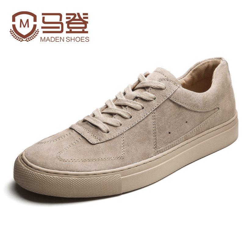 男鞋秋季板鞋2018新款韩版潮流英伦百搭冬季鞋子男潮鞋男士休闲鞋