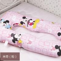 慧鸿佳世 孕妇枕护腰枕护腰侧睡 孕妇枕头 U型枕多功能睡枕