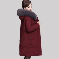 №【2019新款】送妈妈的冬装棉衣中老年女装加厚棉袄40岁50中年洋气羽绒外套
