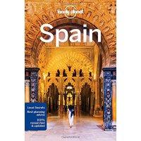 Lonely Planet Spain 孤独星球国家旅行指南:西班牙