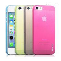 全国包邮浩酷 iphone5S手机壳超薄 苹果5手机壳软 iphone5手机套硅胶防摔