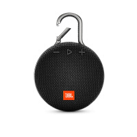 JBL CLIP3无线音乐盒蓝牙音箱迷你无线音响便携户外小音箱低音音箱