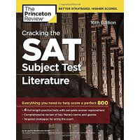 Cracking the SAT Subject Test in Literature, 16th Edition 破