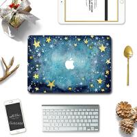 苹果电脑贴膜Macbook air13寸保护壳创意贴纸15寸a1466笔记本彩膜SN61 Air 11