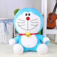 18新款公仔叮当猫蓝胖子毛绒玩具玩偶机器猫大号送女生生日礼物