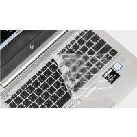 惠普HP Elitebook 830 G5 13.3英寸笔记本电脑键盘保护贴膜防尘套 透明膜TPU