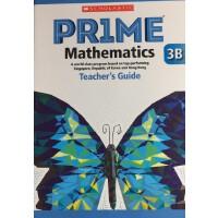 英文原版 Prime: Mathematics 3B Teacher's Guide 初级:数学3B教师指南