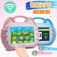 儿童7寸WiFi早教机视频点读故事机 双话筒点读玩具