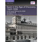 【预订】A/As Level History for Aqa Spain in the Age of Discover