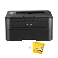 兄弟(Brother)黑白激光打印机HL-2260 30页/分钟高速打印办公家庭使用