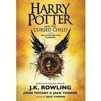哈利波特与被诅咒的孩子 剧本小说 Harry Potter and the Cursed Child, Parts One and Two【英文原版 JK罗琳正式演出版剧本】