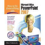 【预订】How to Do Everything with Microsoft Office PowerPoint 2