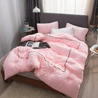 轻柔蓬松丝绒被家纺加厚保暖被子冬被单人冬天被芯舒适柔软冬季棉被1.5米 150X210cm