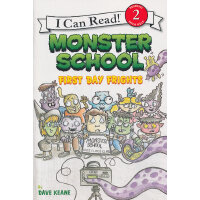Monster School: First Day Frights 怪物学校:上学第一天 (I Can Read, L