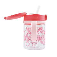 儿童吸管杯宝宝水杯婴儿学饮杯便携透透杯
