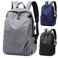 双肩包商务旅行背包书包小米时尚大容量男士电脑包高中初中女学生