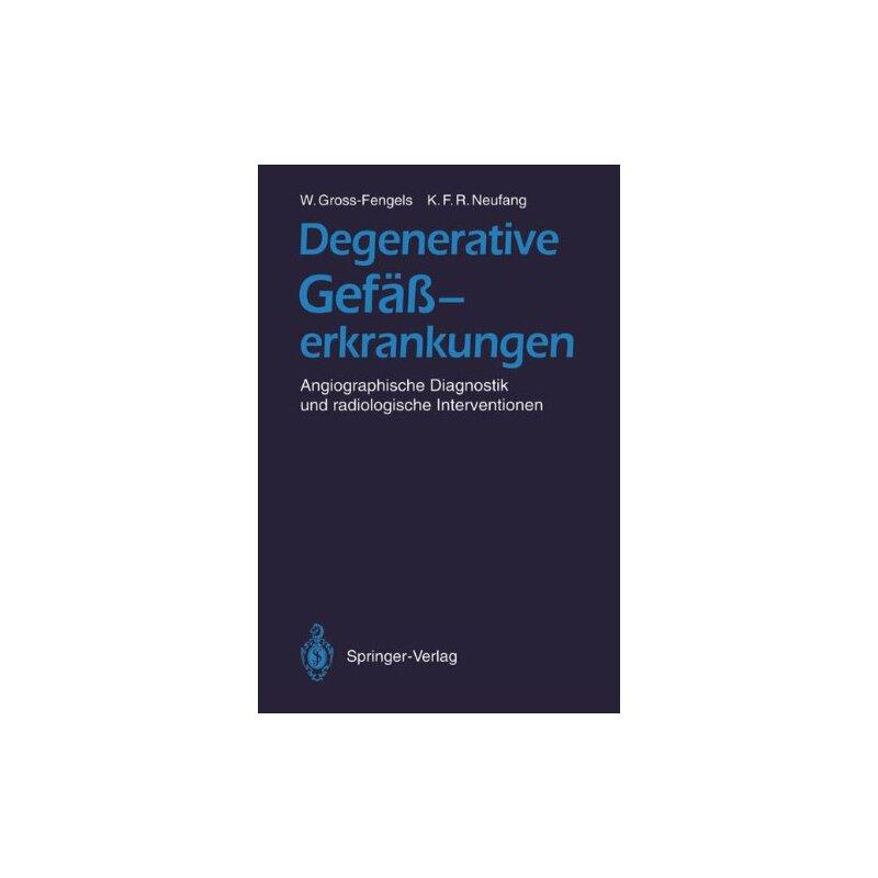 【预订】Degenerative Gefasserkrankungen: Angiographische Diagnostik... 9783642773655 美国库房发货,通常付款后3-5周到货!