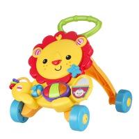 费雪 多功能狮子学步车