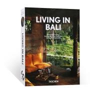 LIVING IN BALI 472页 东南亚巴厘岛别墅度假村酒店民宿住宅建筑景观室内设计书籍