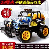 ?新款 遥控汽车可开门方向盘充电动遥控赛车男孩儿童玩具跑车 遥控坦克玩具喷水陆两栖可发射电?