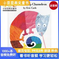 英文原版 Mixed-Up Chameleon 混色变色龙 廖彩杏书单 平装 [4-8岁]