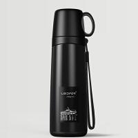 便携商务水杯子500ml大容量德国304不锈钢保温杯瓶男女士学生茶杯