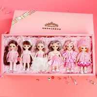仙仙芭比娃娃20年新款换装小娃娃系列玩偶女孩玩具创意生日礼物
