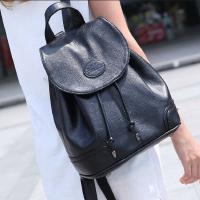 2018夏季新款真皮双肩包女韩版休闲旅行包潮牛皮时尚女士背包书包