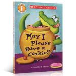 【顺丰包邮】英文原版 May I Please Have A Cookie? 我可以吃块饼干吗? Scholastic