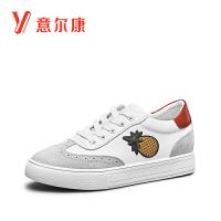 意尔康女鞋新款女士单鞋7561ZD29997W