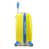 儿童旅行箱卡通蛋壳行李箱小学生幼儿园小黄人拉杆箱