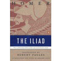 英文原版 荷马:伊利亚特 企鹅经典豪华毛边版 Robert Fagles译本 Homer: The Iliad (Pe