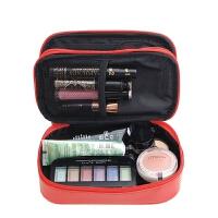 化妆包防水洗漱包大容量多功能便携简约化妆品收纳袋