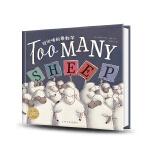 【中英双语】谁说睡前要数羊 精装海豚绘本花园 儿童0-3-6岁幼儿园宝宝早教幼儿简单英语启蒙小学一二三年级英文阅读故事