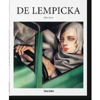 现货塔森出版德兰姆皮卡塔森 英文原版DE LEMPICKA波兰性感绘画女艺术家 绘画艺术作品集 进口书籍正版