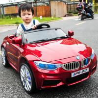 儿童电动车四轮宝宝摇摆小孩带遥控玩具车可坐人可手推汽车双驱动