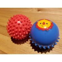 费雪宝宝初训练球 手抓球婴儿捏叫 球触感球按摩球早教球认知球
