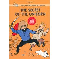 Tintin Young Readers Edition #2: The Secret of the Unicorn 丁丁历险记・独角兽号的秘密(特别版)ISBN 9780316133869