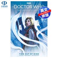 英文原版 神秘博士:假期特辑:很久以前 Doctor Who: Time Out of Mind 奇幻绘本英语小说书