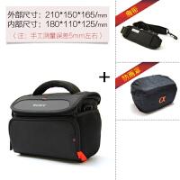 索尼A72微单相机包A7RII A6300 A6000 A6500 A9单反摄影包RX10