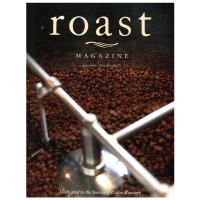进口原版年刊订阅 roast Magazine 咖啡豆烘焙技术杂志 玫瑰英文原版 年订6期