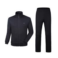 SAIQI赛琪运动生活长袖长裤运动服透气男运动套装