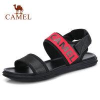 camel 骆驼男鞋 夏季新款休闲两用防滑底沙滩鞋 拖鞋韩版时尚凉鞋男