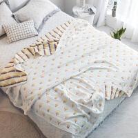 六层纱布加厚毛巾被子单双人毛毯女床单儿童婴儿午睡盖毯