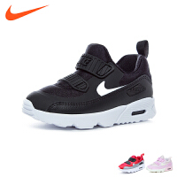 耐克nike童鞋18春新款婴幼童跑步鞋轻质气垫鞋耐磨防滑宝宝学步鞋 (0-4岁可选) 881924 007